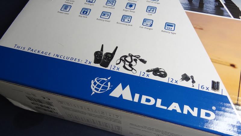 Midland G5 XT